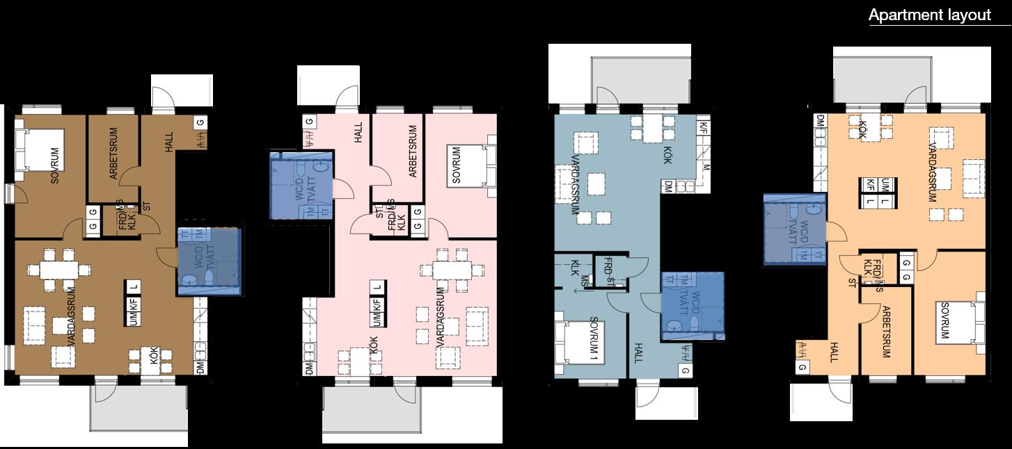 Bovieran la residenza ideale per l 39 et matura for Piani a forma di l per piccoli lotti