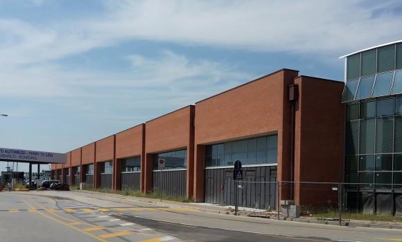Logistics buildings
